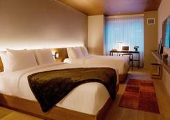 카사 호텔 타임스 스퀘어 - 뉴욕 - 침실