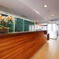 베스트웨스턴 보워리 한비 호텔 Front Desk