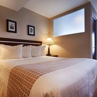 베스트웨스턴 보워리 한비 호텔 Queen Guest Room