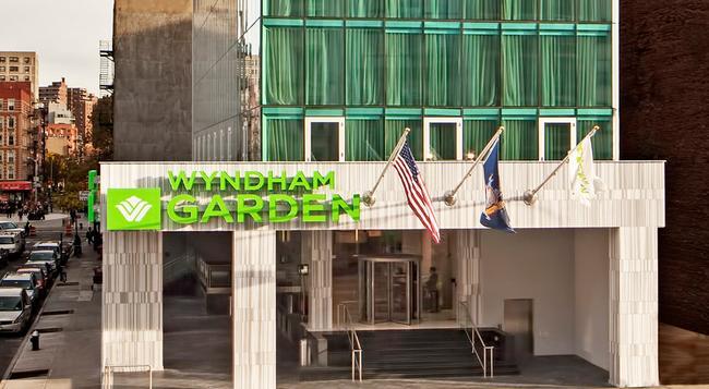 윈함 가든 차이나타운 - 뉴욕 - 건물