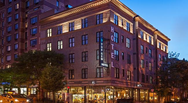 더 젬 호텔 첼시 - 뉴욕 - 건물