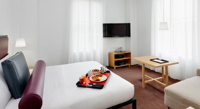 브라이언트 파크 호텔 - 뉴욕 - 침실