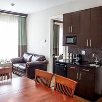 콘도르 호텔 브루클린 Living Area
