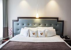 Condor Hotel - 브루클린 - 침실