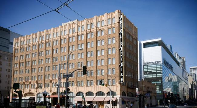 더 픽위크 호텔 - 샌프란시스코 - 건물