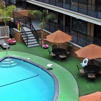 다 빈치 빌라 호텔 Outdoor Pool