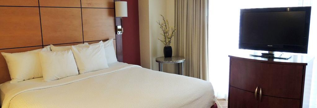 Hotel Versey - Days Inn Chicago - 시카고 - 침실