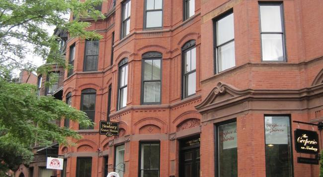 뉴베리 게스트 하우스 - 보스턴 - 건물