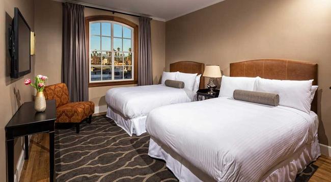 호텔 노르망디 로스 앤젤레스 - 로스앤젤레스 - 침실