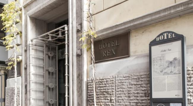 호텔 렉스 - 로마 - 건물