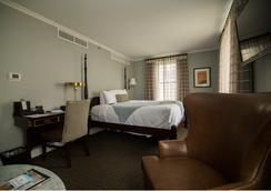 The Lancaster Hotel - 휴스턴 - 침실