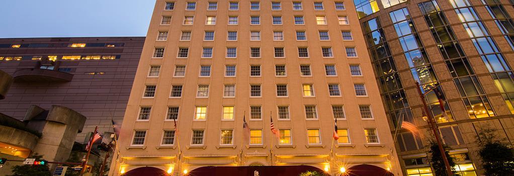 The Lancaster Hotel - 휴스턴 - 건물