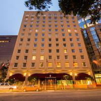더 랭커스터 호텔 Hotel Front