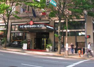 The Heathman Hotel