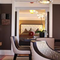 The Heathman Hotel Living Room
