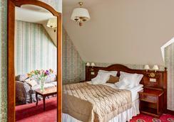 아틀라스 호텔 - 리보프 - 침실