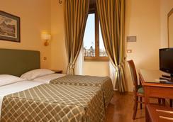 호텔 콜로세움 - 로마 - 침실