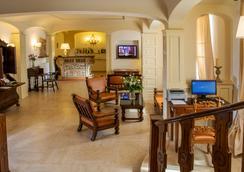 호텔 콜로세움 - 로마 - 로비