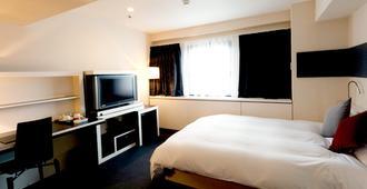 크로스 호텔 오사카 - 오사카 - 침실