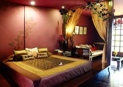올드 캐피탈 바이크 인 - 방콕 - 침실