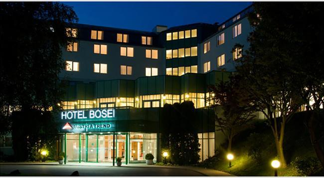 오스트리아 트렌드 호텔 보세이 빈 - 빈 - 건물