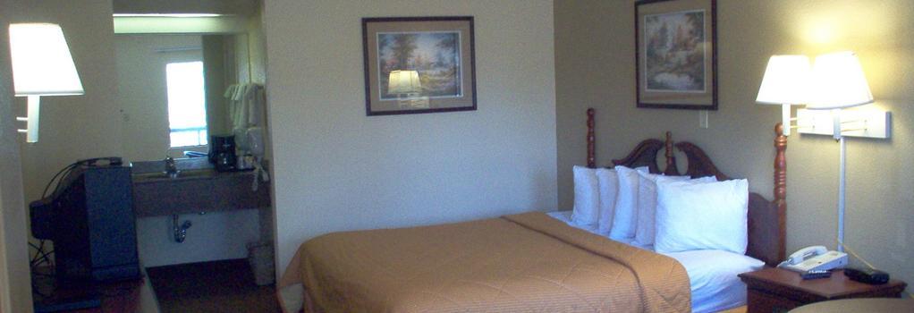 Days Inn & Suites Savannah Midtown - 서배너 - 침실