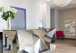 호텔 마드모아젤 - 파리 - 로비
