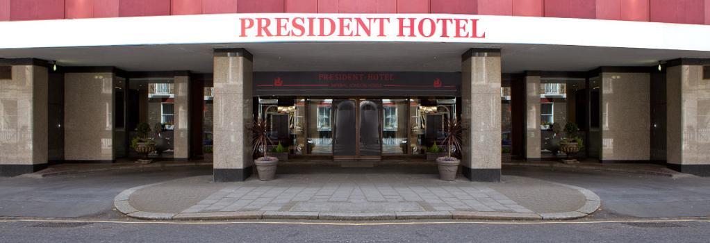 The President Hotel - 런던 - 건물