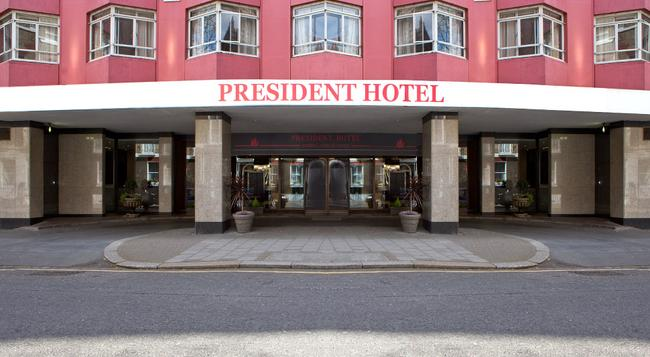 President Hotel - 런던 - 건물