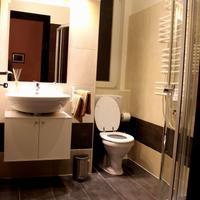 부다페스트 빌레 비앤비 Bathroom