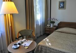 Hotel Zajazd Napoleonski - 바르샤바 - 침실