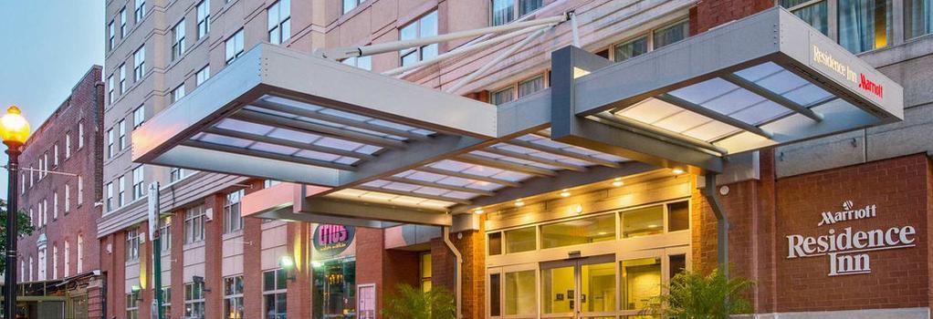 Residence Inn by Marriott Washington DC Dupont Circle - 워싱턴 - 건물