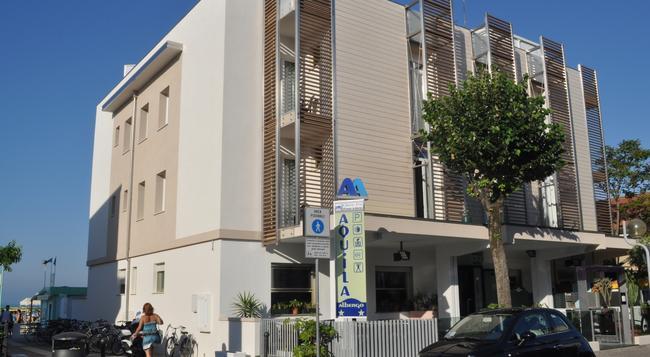 Albergo Aquila - 리미니 - 건물