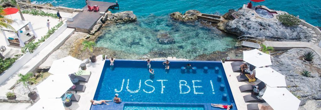 Hotel B Cozumel - Cozumel - 수영장