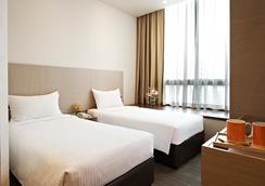 애퀸 호텔 라벤더 - 싱가포르 - 침실