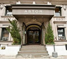 애스터 호텔 온 센트럴 파크