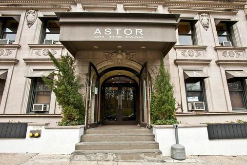 파크 웨스트 호텔 - 뉴욕 - 건물