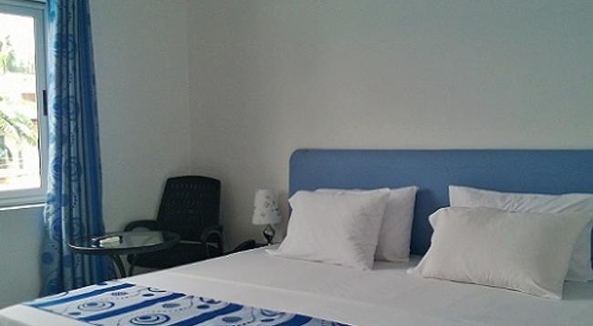 Hotel Elegance - 아크라 - 침실