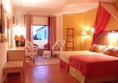 Cerro Da Marina Hotel - 알부페이라 - 침실