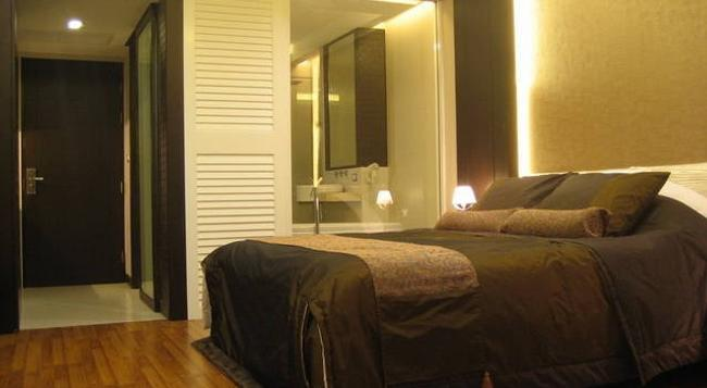 Merisess Sukhumvit 16 - 방콕 - 침실