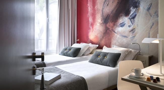 호텔 맥스 - 파리 - 침실