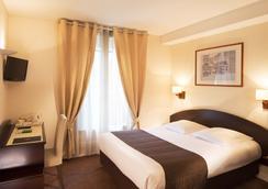 엑셀시어 오페라 호텔 - 파리 - 침실