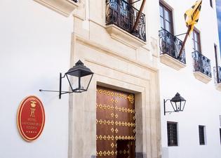 라스 카사스 데 라 후데리아 호텔