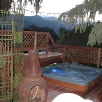 Mystic Portal New*Hot Tub Deck~View of Pikes Peak & Mountain Range