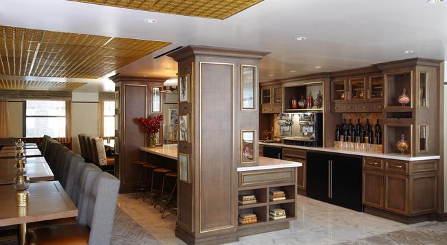 웨스트하우스 호텔 뉴욕 - 뉴욕 - 라운지