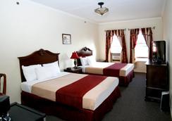 Hollywood Historic Hotel - 로스앤젤레스 - 침실