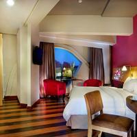 애스톤 팔렘방 호텔 앤 컨퍼런스 센터 Junior Suite Aston Palembang
