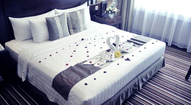 애스톤 사마린다 호텔 - 사마린다 - 침실
