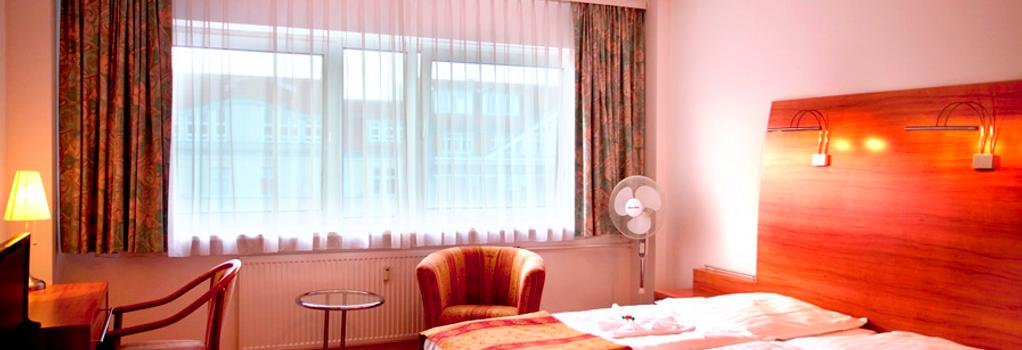 호텔 카이저 - 베를린 - 침실