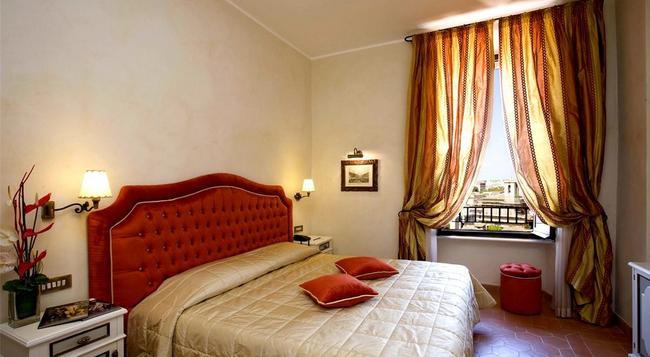 VOI 도나 카밀라 자벨리 호텔 - 로마 - 침실